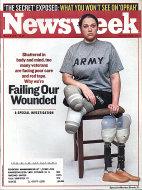 Newsweek Vol. CXLX No. 10 Magazine