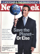 Newsweek Vol. CXLX No. 16 Magazine