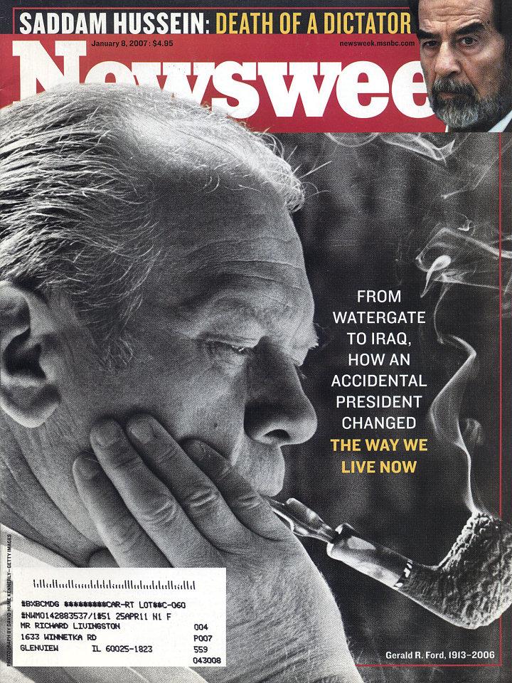 Newsweek Vol. CXLX No. 2