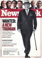 Newsweek Vol. CXLX No. 20 Magazine
