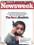 Newsweek Vol. CXLX No. 4 Magazine