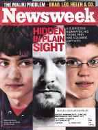 Newsweek Vol. CXLX No. 5 Magazine