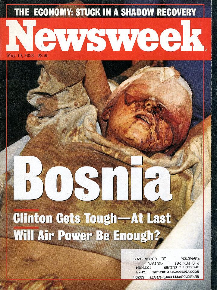 Newsweek Vol. CXXI No. 19