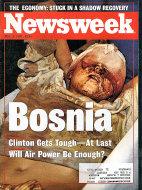 Newsweek Vol. CXXI No. 19 Magazine