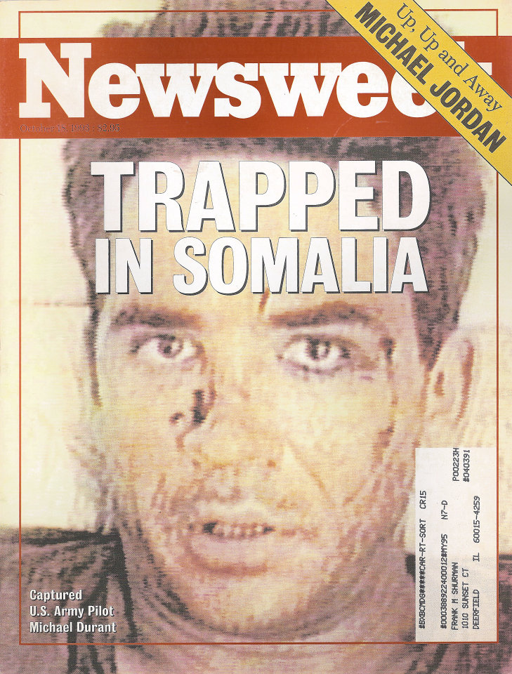 Newsweek Vol. CXXII No. 16