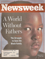 Newsweek Vol. CXXII No. 9 Magazine