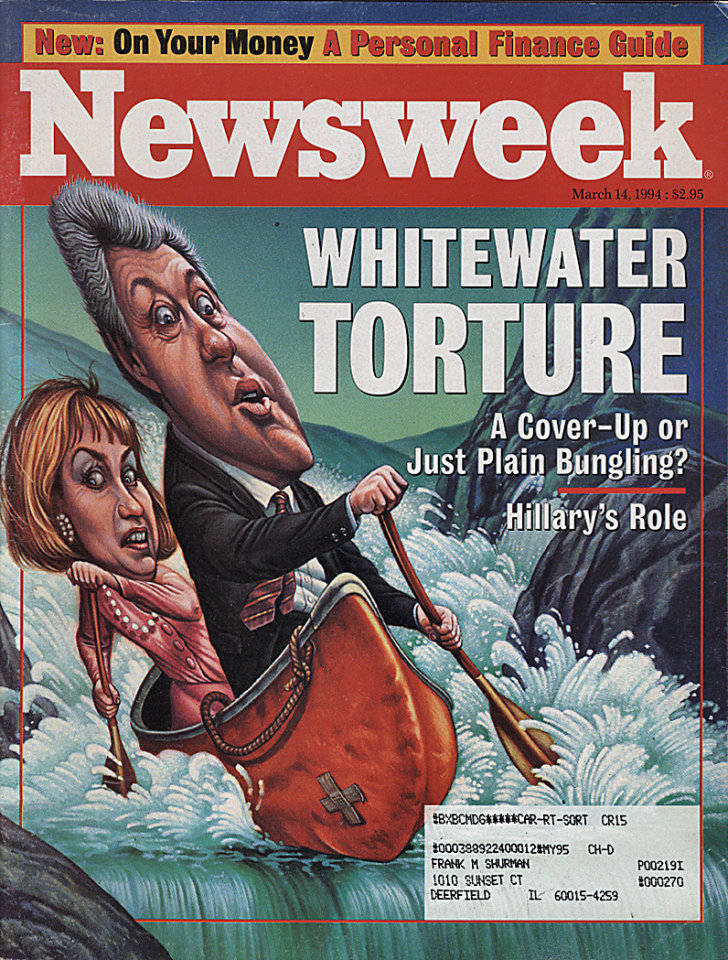 Newsweek Vol. CXXIII No. 11
