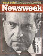 Newsweek Vol. CXXIII No. 18 Magazine