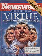 Newsweek Vol. CXXIII No. 24 Magazine