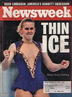 Newsweek Vol. CXXIII No. 4 Magazine