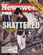Newsweek Vol. CXXIII No. 5 Magazine