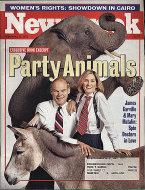 Newsweek Vol. CXXIV No. 11 Magazine