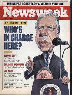 Newsweek Vol. CXXIV No. 14 Magazine