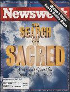 Newsweek Vol. CXXIV No. 22 Magazine