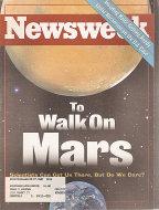 Newsweek Vol. CXXIV No. 4 Magazine
