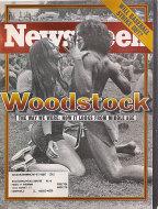 Newsweek Vol. CXXIV No. 6 Magazine