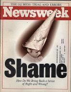 Newsweek Vol. CXXV No. 6 Magazine