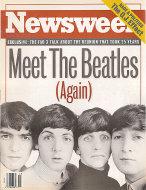 Newsweek Vol. CXXVI No. 17 Magazine