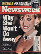 Newsweek Vol. CXXVI No. 23 Magazine
