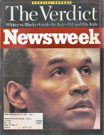 Newsweek Vol. CXXVI No. 6 Magazine