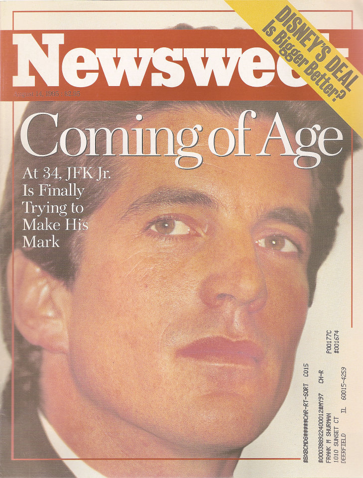 Newsweek Vol. CXXVI No. 7