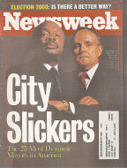 Newsweek Vol. CXXVIII No. 20 Magazine