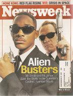 Newsweek Vol. CXXX No. 1 Magazine