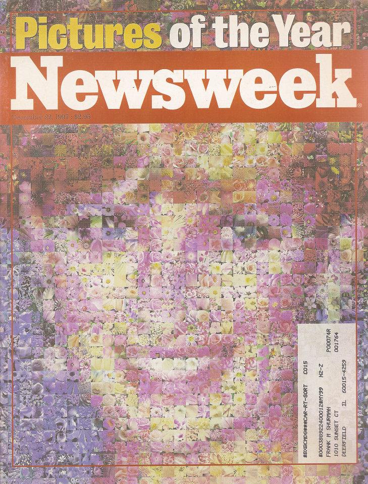 Newsweek Vol. CXXX No. 25