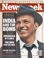 Newsweek Vol. CXXXI No. 21 Magazine