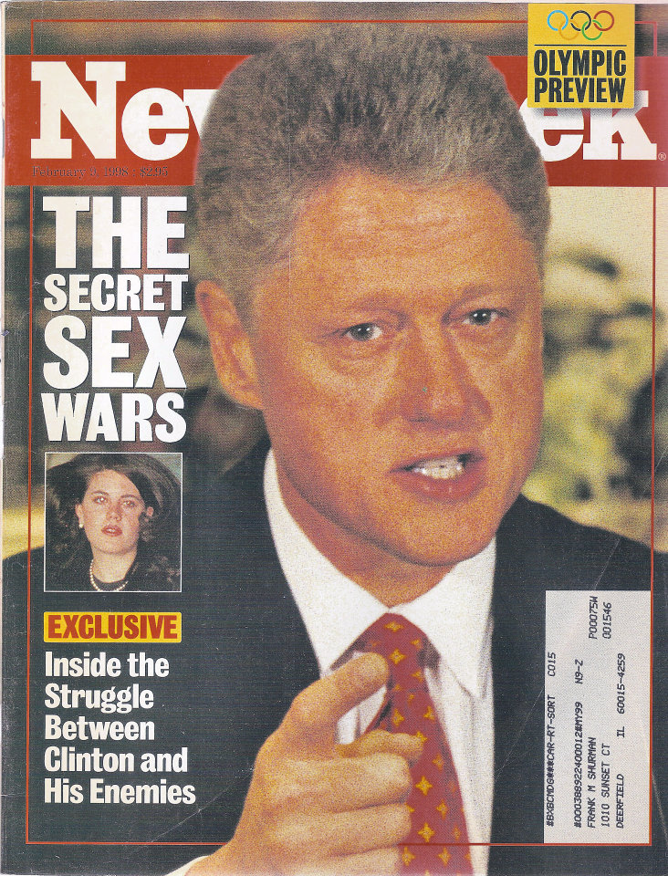 Newsweek Vol. CXXXI No. 6
