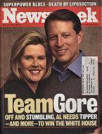 Newsweek Vol. CXXXIII No. 21 Magazine