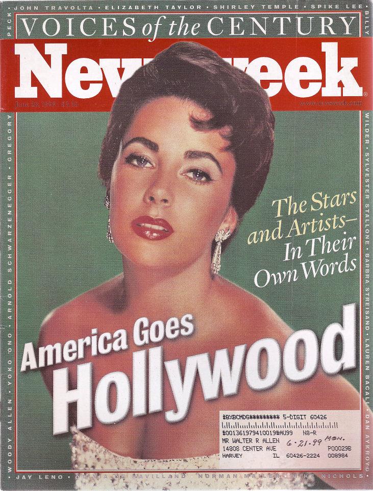 Newsweek Vol. CXXXIII No. 26