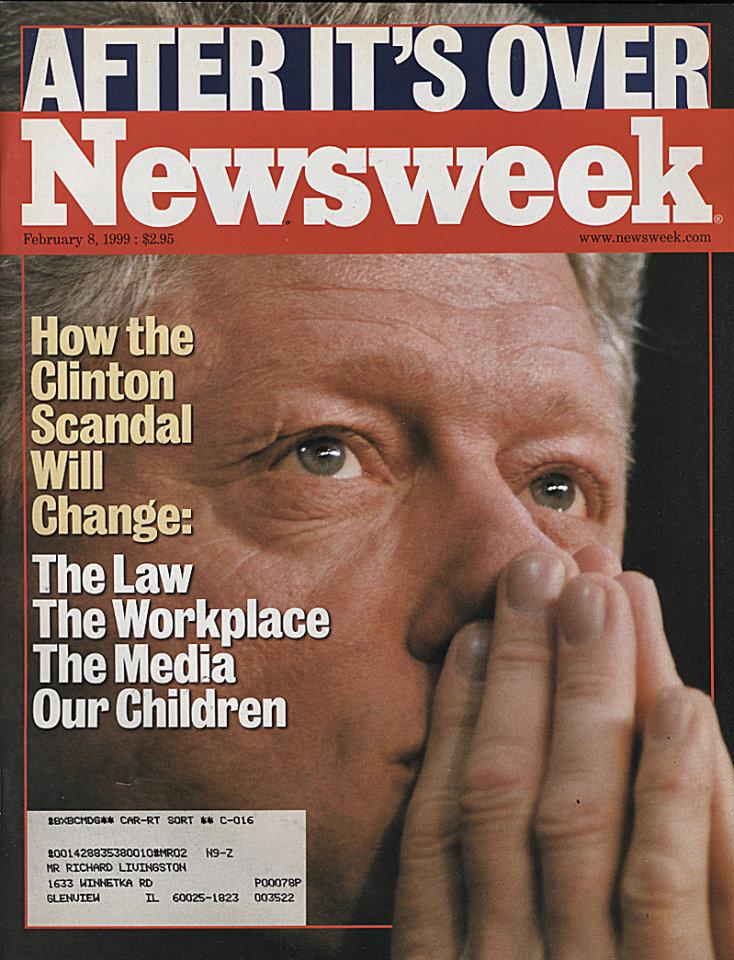 Newsweek Vol. CXXXIII No. 6