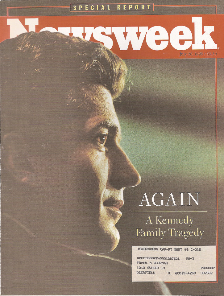 Newsweek Vol. CXXXIV No. 4