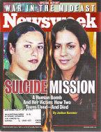 Newsweek Vol. CXXXIX No. 15 Magazine