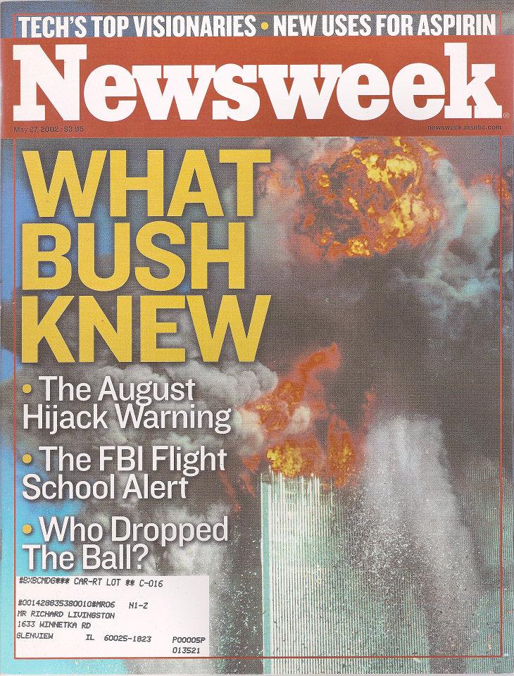 Newsweek Vol. CXXXIX No. 21