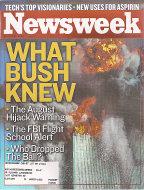 Newsweek Vol. CXXXIX No. 21 Magazine