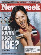 Newsweek Vol. CXXXIX No. 7 Magazine