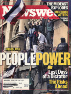 Newsweek Vol. CXXXVI No. 16 Magazine