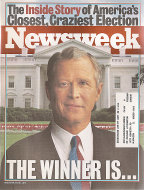 Newsweek Vol. CXXXVI No. 21 Magazine