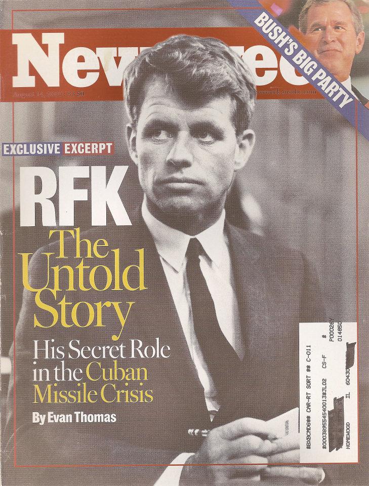 Newsweek Vol. CXXXVI No. 7