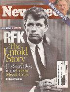 Newsweek Vol. CXXXVI No. 7 Magazine