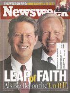 Newsweek Vol. CXXXVI No. 8 Magazine