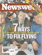 Newsweek Vol. CXXXVII No. 17 Magazine