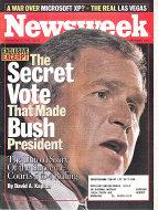 Newsweek Vol. CXXXVIII No. 12 Magazine