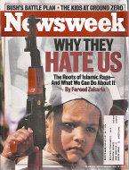 Newsweek Vol. CXXXVIII No. 16 Magazine