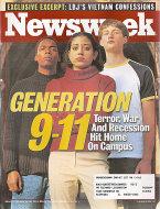 Newsweek Vol. CXXXVIII No. 20 Magazine
