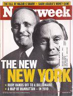 Newsweek Vol. CXXXVIII No. 21 Magazine
