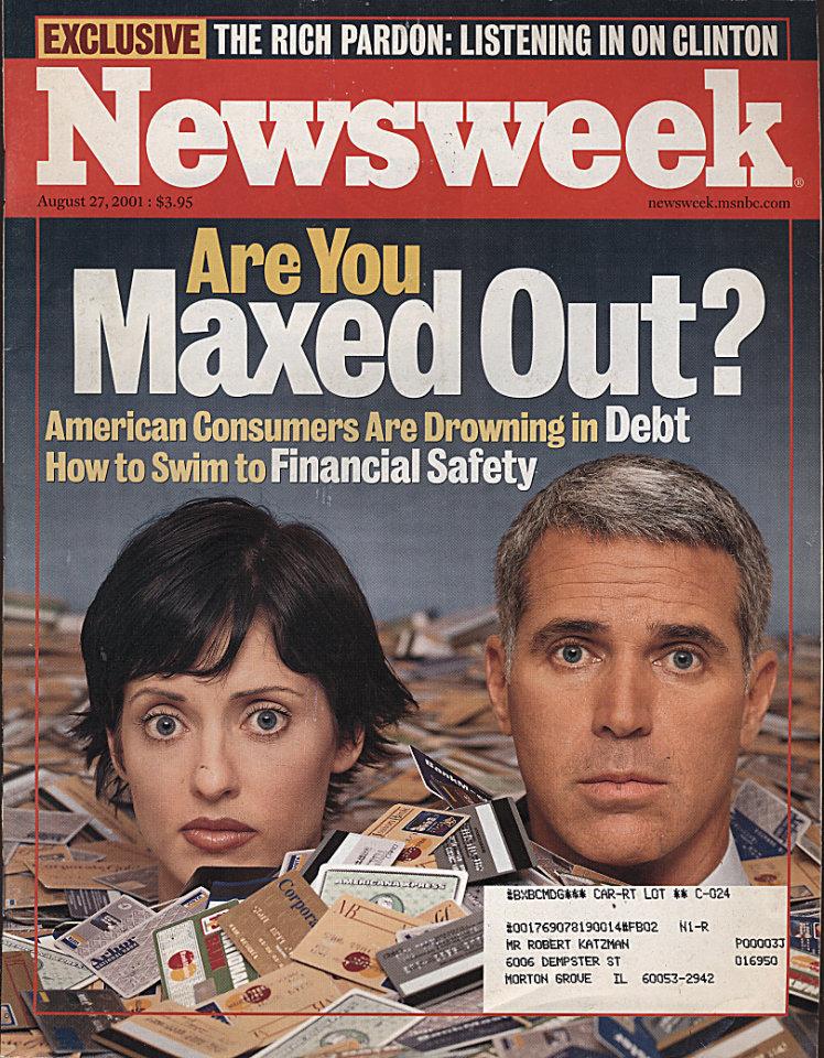 Newsweek Vol. CXXXVIII No. 9