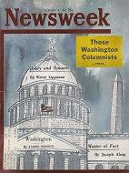 Newsweek Vol. LVIII No. 25 Magazine